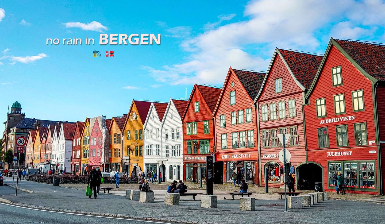 เที่ยวเอง รีวิว เบอร์เกน นอร์เวย์ tieweng review bergen norway
